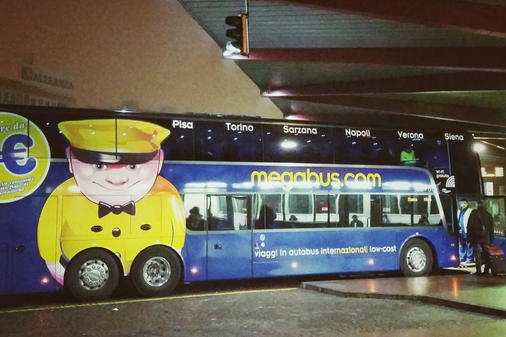 Bologna - Megabus