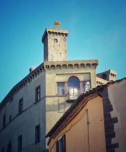 7) Bolsena Castle